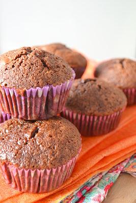moelleux individuel chocolat noir rhum vanillé recette facile rapide pintade aixoise