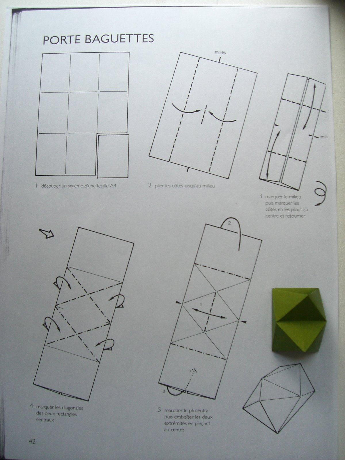 origami facile a4