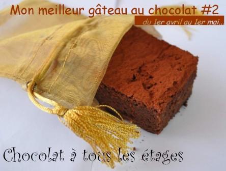 logo concours gâteau au chocolat