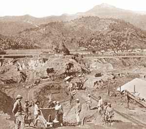 Les mines de rubis de Mogok - www.ruby-sapphire.com
