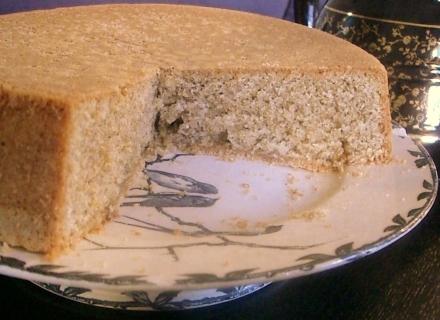 cake au lait de coco et vanille