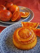 gateau orange sanguine huile olive sans gluten