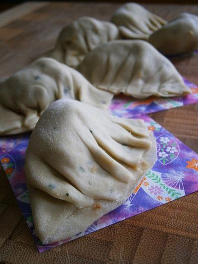 raviolis chinois croissant