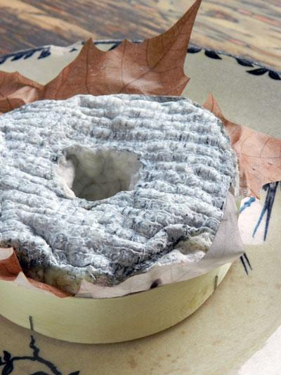rouelle du tarn fromage de chevre moulé à la louche