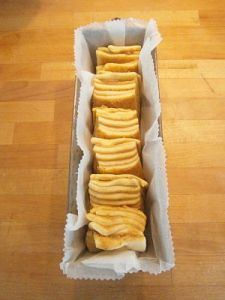 recette facile brioche cannelle vergeoise