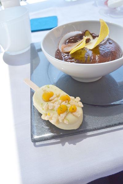 Table De Ventabren Avis Critique Terrasse Dessert Magnum Banane Chocolat Blanc Printemps 2014