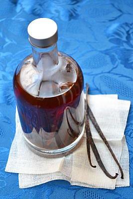 rhum negrita ambré vanillé recette facile rapide patisserie base