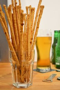 recette rapide facile gressin chorizo paprika