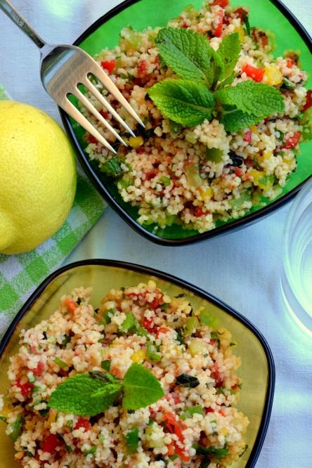 recette-facile-rapide-taboule-oriental-semoule-boulghour-menthe-coriandre-tomate-citron