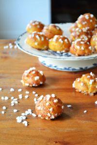 recette facile rapide chouquettes maison sucre perlé