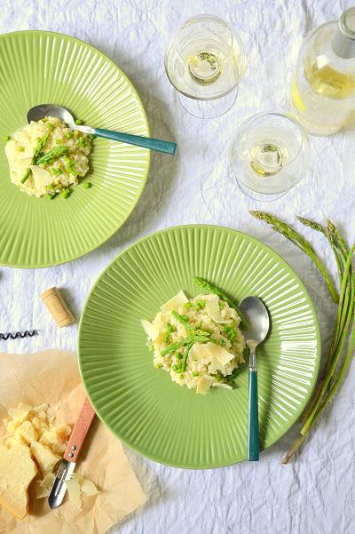 risotto asperges vertes recette facile rapide la pintade aixoise_opt (1)